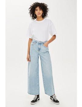 Petite Wide Leg Jeans by Topshop