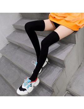Lucky Nine   Thigh High Socks by Lucky Nine