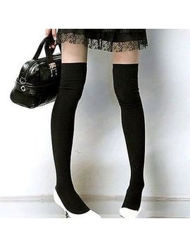 Loville   Thigh High Socks by Loville