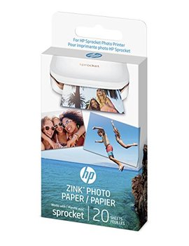 """Hp Sprocket Zink Sticky Backed 2"""" X 3"""" Photo Paper (20 Sheet Pack) by Hp"""