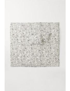 Dekbedset Met Bloemenprint by H&M