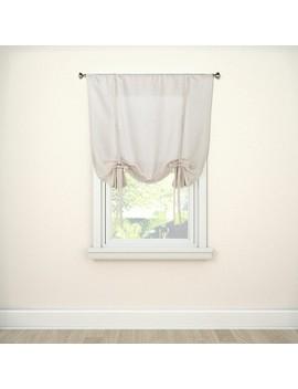 "Bonaire Tier Curtain Panels 36""X42""   Threshold™ by Threshold™"