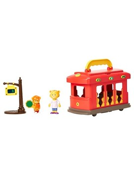 Daniel Tiger's Neighborhood Deluxe Electronic Trolley by Daniel Tiger