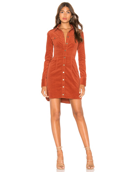 Dynomite In Cord Mini Dress by Free People