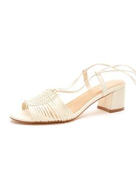 Heeled Sandal by Glassons