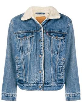 Shearling Denim Jacket by Levi's