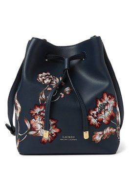 Mini Debby Drawstring Bag by Lauren Ralph Lauren
