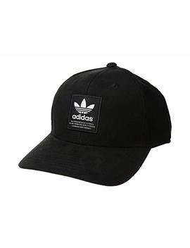 Originals Trefoil Patch Snapback by Adidas Originals