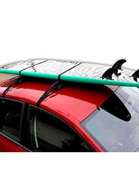 Block Surf Surfboard Roof Rack, Universal Fit For Cars And Su Vs by Block Surf