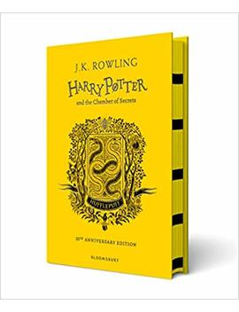 H. P. And The Chamber Of Secrets. Hufflepuff Edition (Harry Potter) by J. K. Rowling