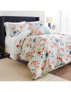 Better Homes And Gardens Tranquil Floral Comforter Set by Better Homes & Gardens