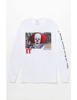 It Long Sleeve T Shirt by Pacsun