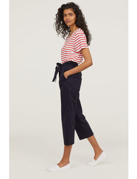 Spodnie Culottes Utility by H&M