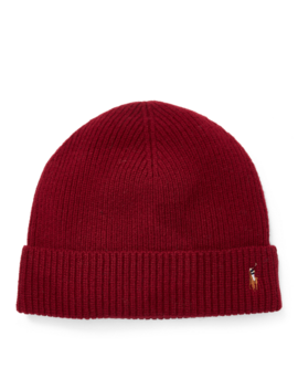 Merino Wool Watch Hat by Ralph Lauren