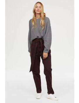 Spodnie Utility by H&M