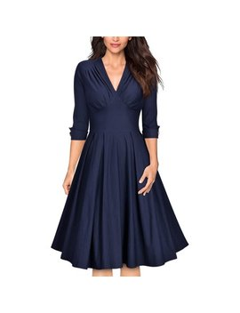 Miusol Women's Vintage Evening Cocktail Party Dresses For Women by Miusol