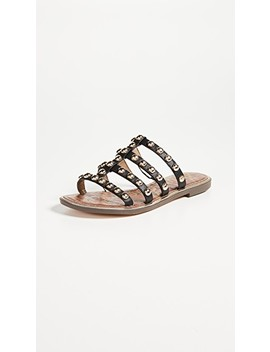 Glenn Studded Slides by Sam Edelman