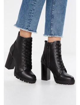 Laurie   High Heeled Ankle Boots by Steve Madden