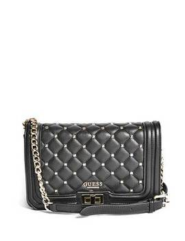 Talia Stud Quilted Crossbody by Guess