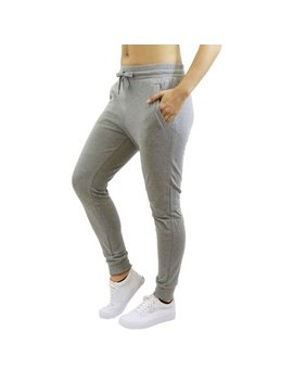 Womens Loose Fit Fleece Jogger Sweatpants by Gbh