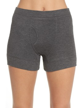 Double Knit Boyshorts by Honeydew Intimates