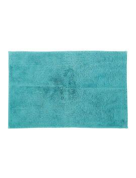 John Lewis & Partners Ultra Soft Cotton Bath Mat, Kingfisher by John Lewis & Partners
