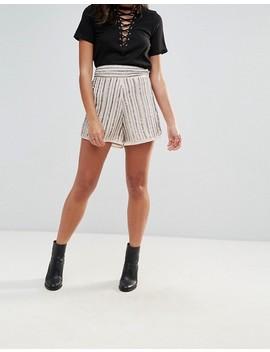 Glamorous Beaded Shorts by Glamorous