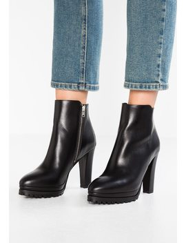 Louisa   High Heeled Ankle Boots by All Saints