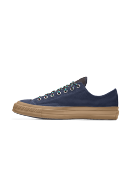 Converse Custom Chuck 70 Suede Low Top by Nike