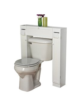 "The Twillery Co. Eleanor Free Standing 34"" W X 38.5"" H Over The Toilet Storage & Reviews by The Twillery Co."