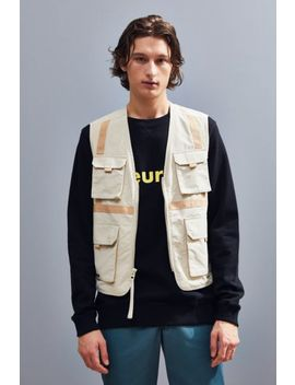Uo Utility Vest by Urban Outfitters
