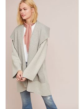 Ingrid Sweater Coat by Moth