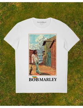 Bob Marley/ T Shirt Reggae / Marley Shirt / Unisex All Size by Etsy