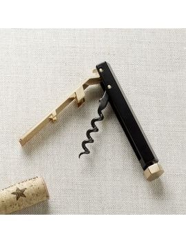 Rabbit ® Rbt Waiter's Corkscrew by Crate&Barrel