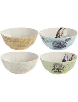 A&B Home Lottie Ramekin Bowls, Set Of 4 by A&B Home