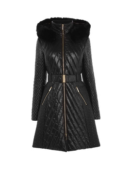 Longline Quilted Coat by Cd018 Pd099 Fd019807798075780756 Cd0208076580780 Jd014