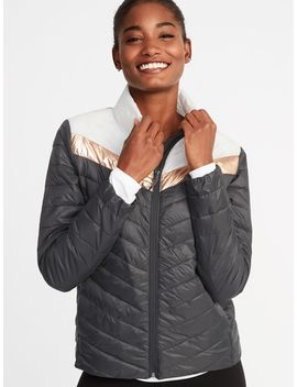 Packable Frost Free Jacket For Women by Old Navy