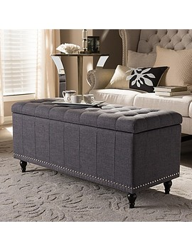 Kaylee Storage Ottoman Bench by Bed Bath And Beyond