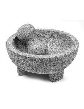 Imusa Molcajete Grey Granite 8 by Generic