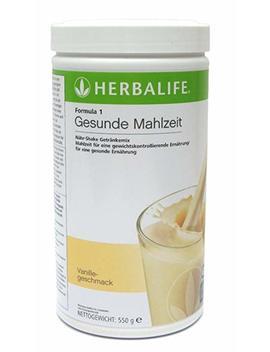 Herbalife   Formula 1   Nähr Shake Getränkemix   Vanille by Amazon