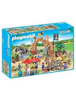 Playmobil Large City Zoo by Playmobil