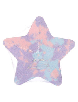 Purple Ombre Star Grape Scented Bath Bomb by Claire's