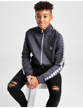 Fred Perry Taping Track Top Junior by Fred Perry