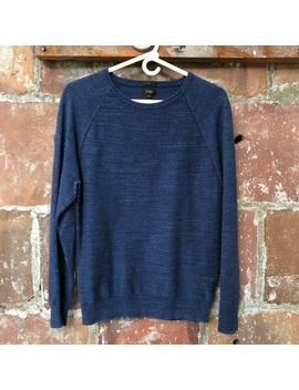 J. Crew   Slim Rugged Cotton Sweater by J. Crew