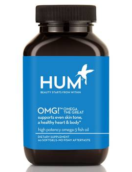 Omg! Omega The Great Fish Oil Supplement by Hum Nutrition