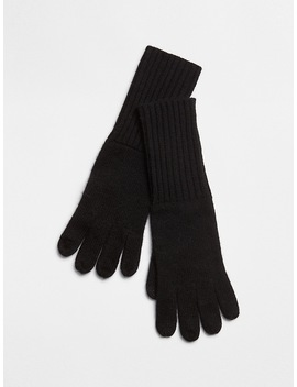 Cashmere Smartphone Gloves by Gap