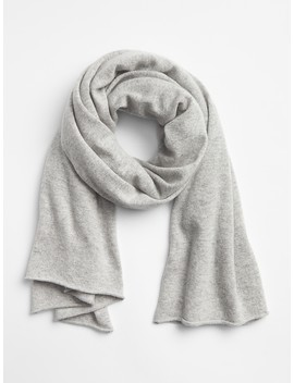 Cashmere Blanket Scarf by Gap