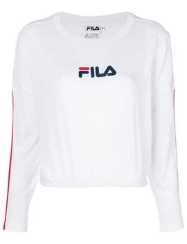 Suéter Com Logo by Fila