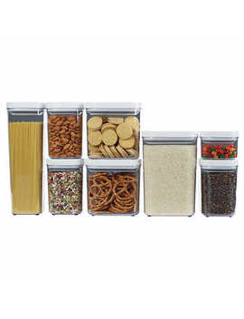 Oxo Softworks 8 Piece Container Set by Costco