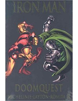 Iron Man: Doomquest Premiere Hc by David Michelinie